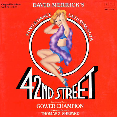 CBL13891 - 42nd Street Original Broadway Cast on CD