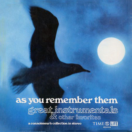 STL243 - As You Remember Them Great Instrumentals Volume 3 on CD