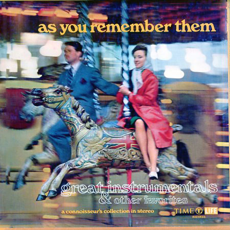 STL246 - As You Remember Them Great Instrumentals Volume 3 on CD
