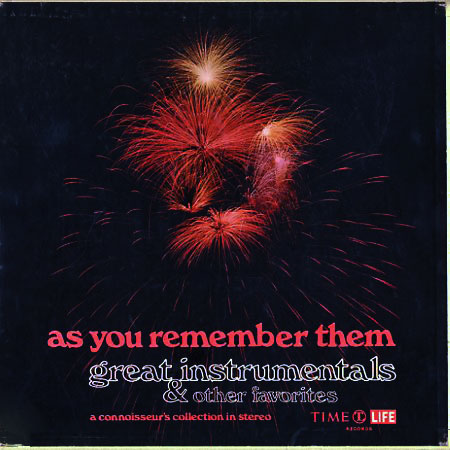 STL248 - As You Remember Them Great Instrumentals Volume 8 on CD