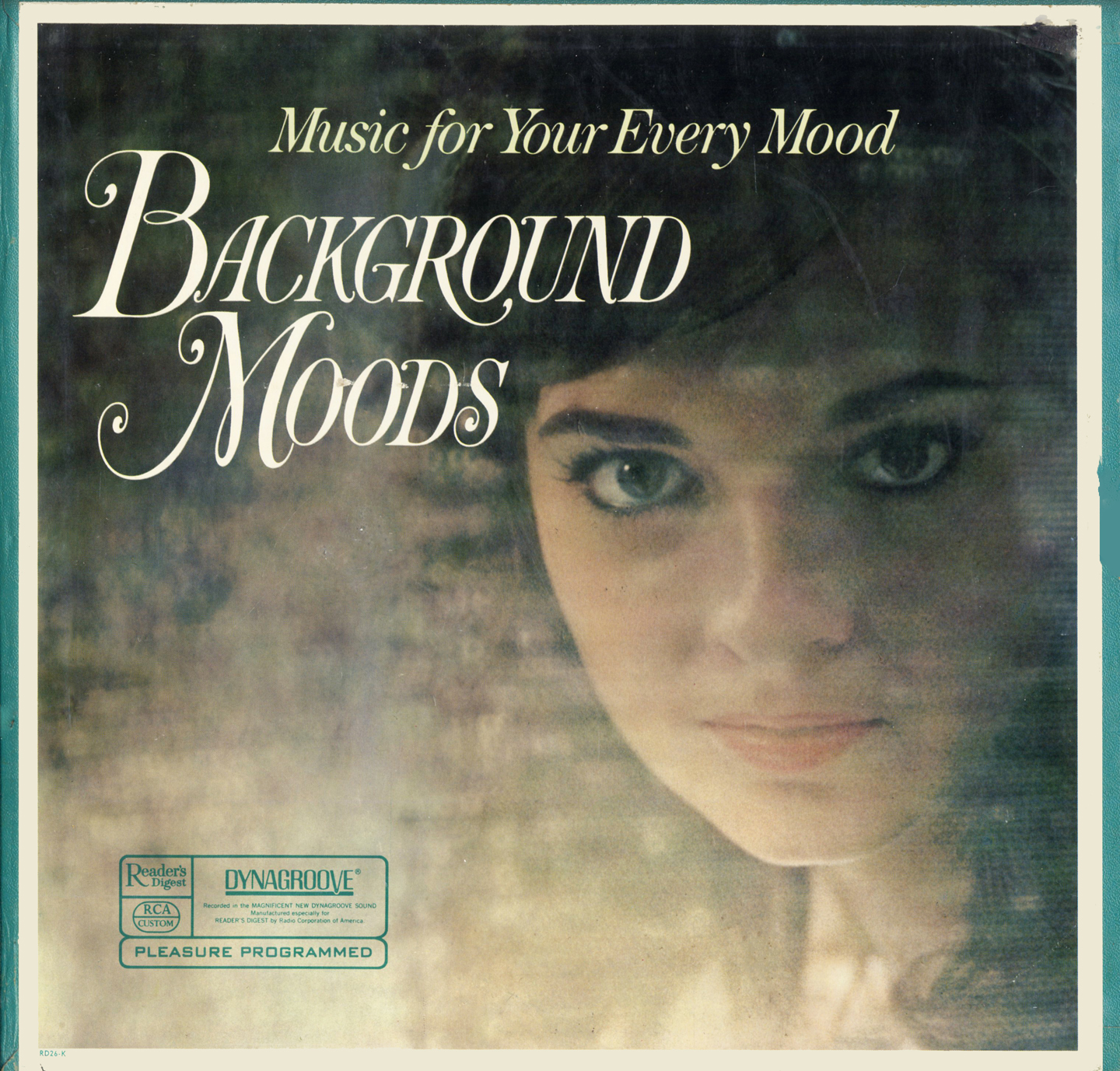 RD26 - Background Moods on CD