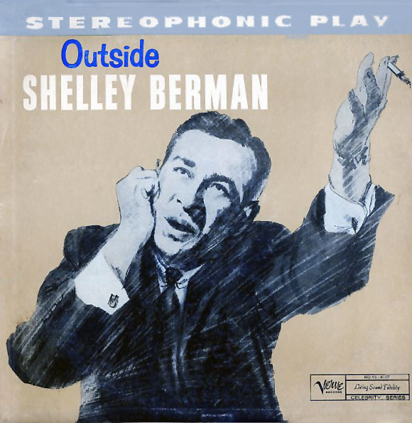 MGVS6107 - Berman, Shelley - Outside - on CD