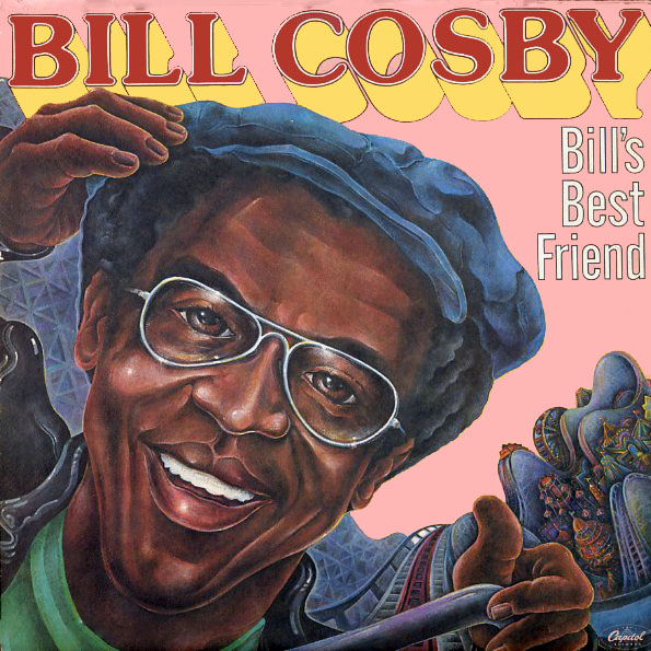 ST11731 - Cosby, Bill - Bill's Best Friend - on CD