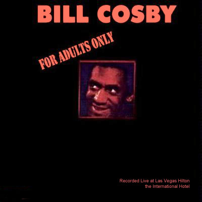 73112 - Cosby, Bill - For Adults Only - on CD