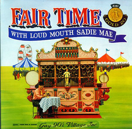5181 - Fair Time With Loud Mouth Sadie Mae  on CD