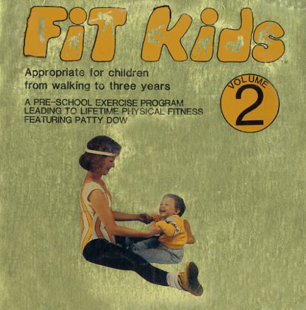BR77205 - Fit Kid - Volume 2 on CD