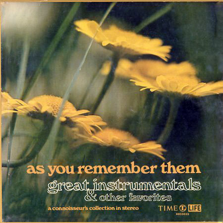 STL244 - As You Remember Them Great Instrumentals Volume 4 on CD