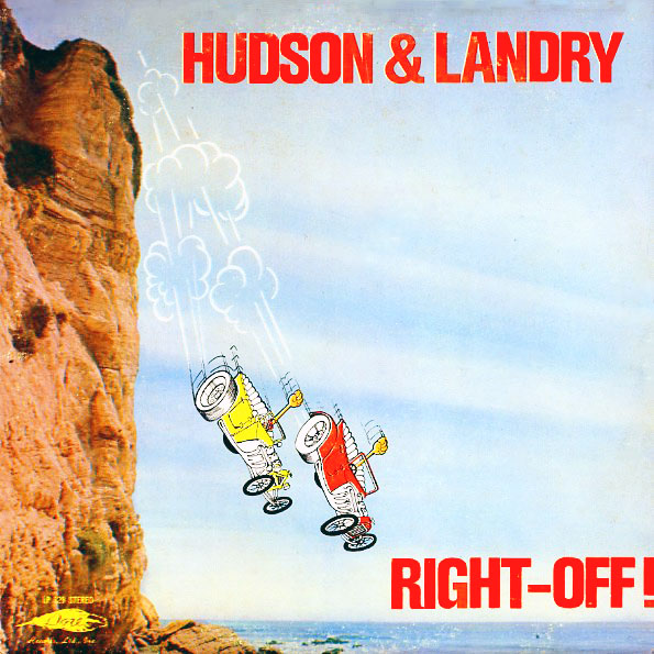 LP329 - Hudson and Landry - Right Off! - on CD