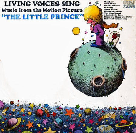 ACL10777 - Little Prince - Living Voices - Music from the Motion Picture on CD