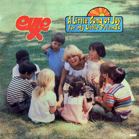 WSB8769 - Little Song of Joy for My Little Friends - Evie on CD