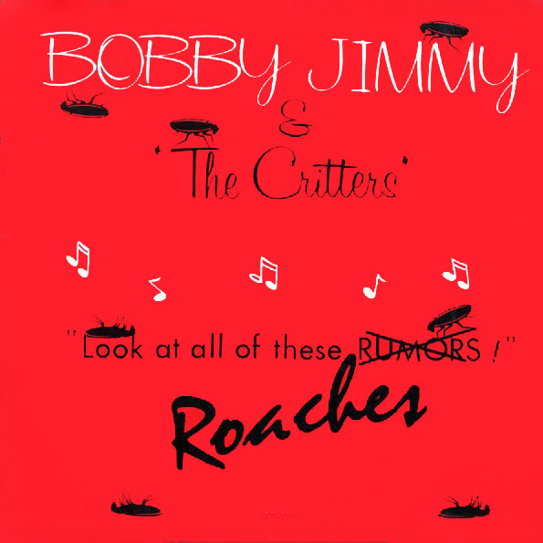 MRC0924 - Bobby Jimmy and The Critters - on CD