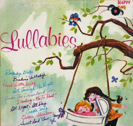 HT1008 - Lullabies on CD