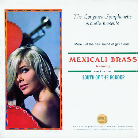 LWS290 - Mexicali Brass on CD