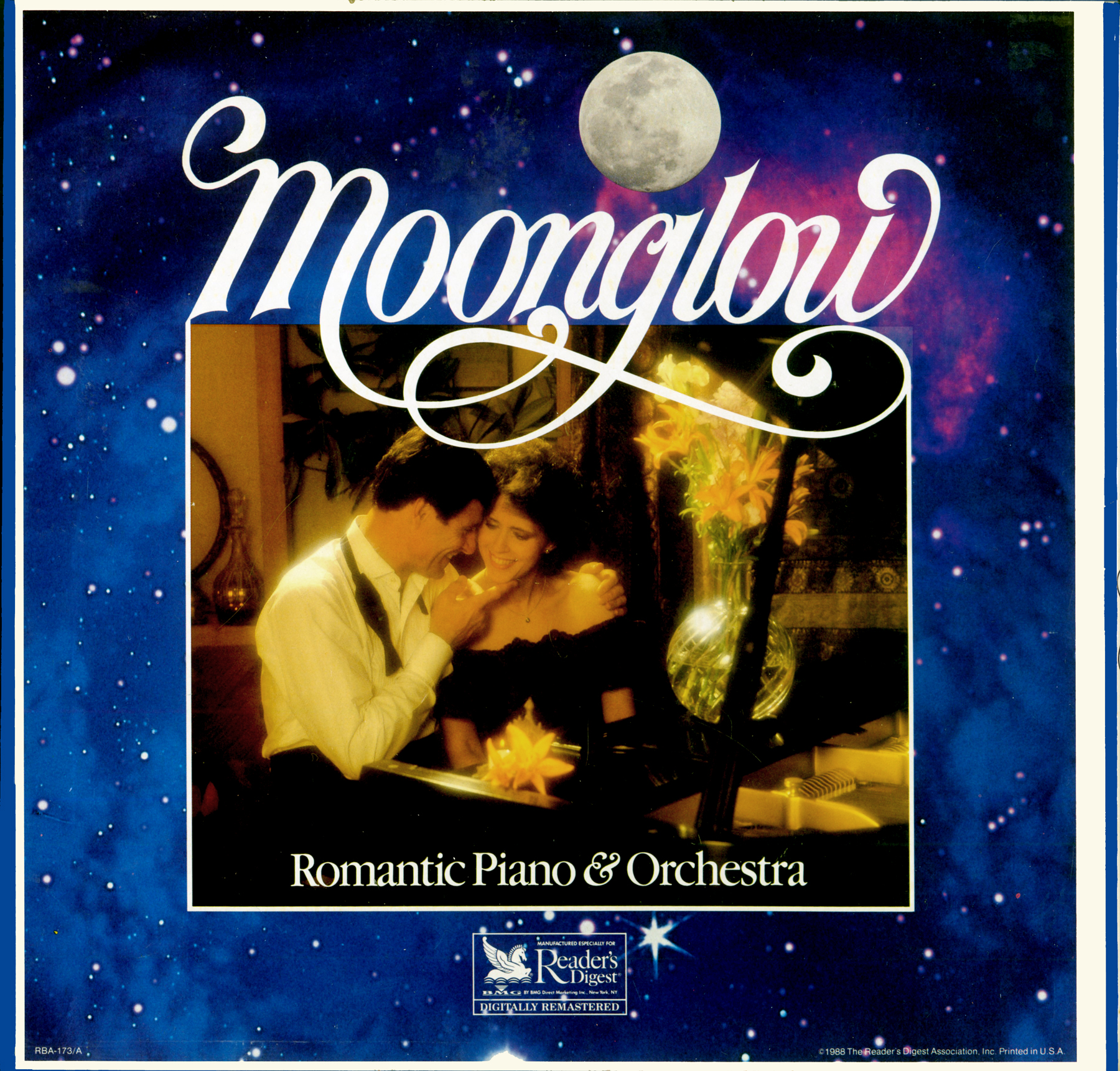 RBA173 - Moonglow on CD