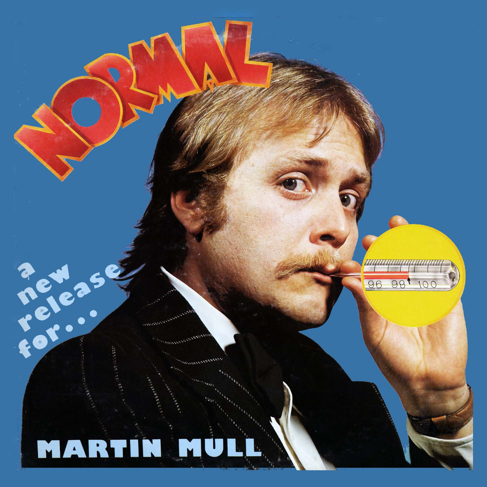 Martin Mull Normal Cp0126 Vinyl Lp Record Album