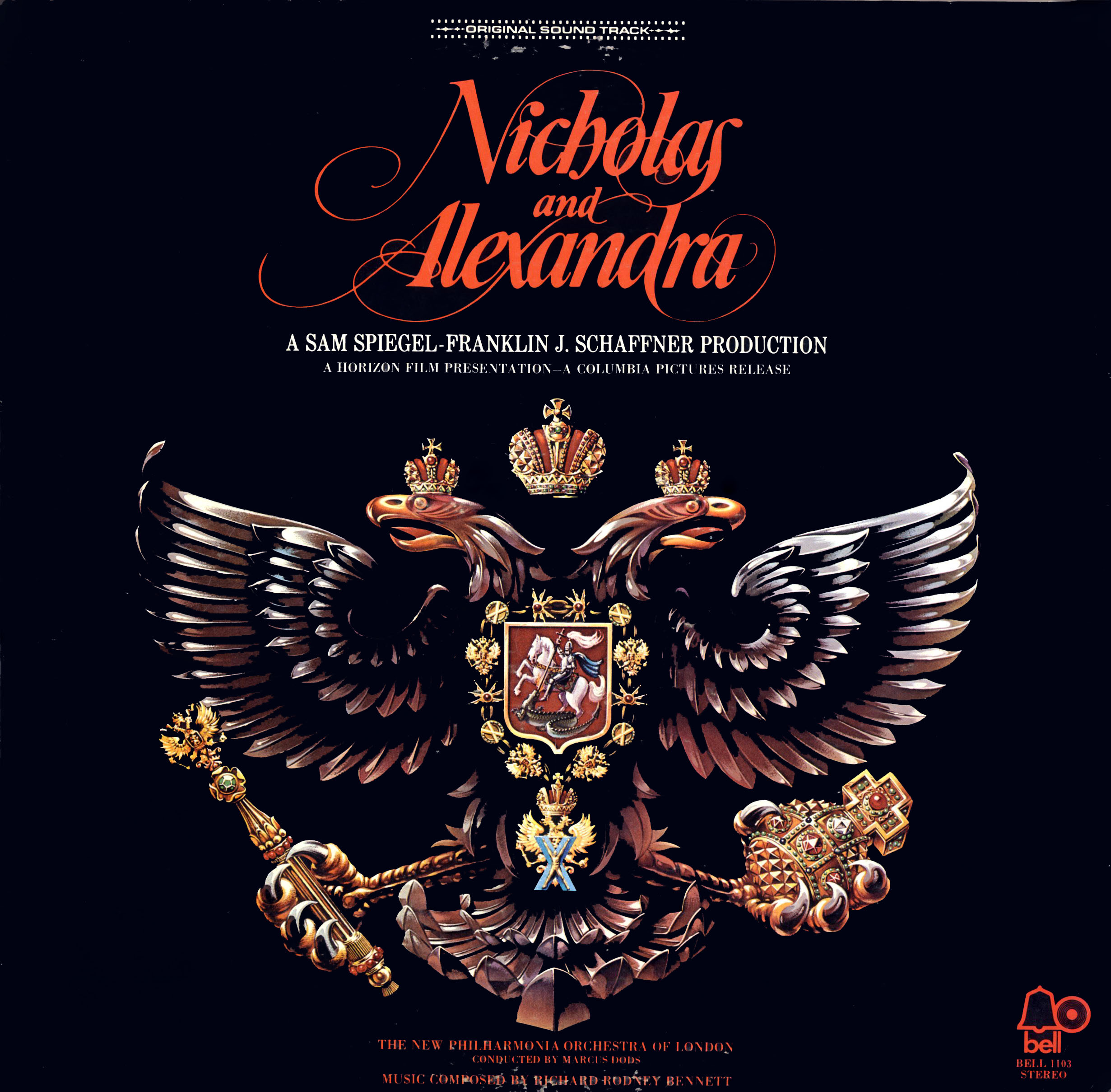 1103 - Nicholas and Alexandra on CD