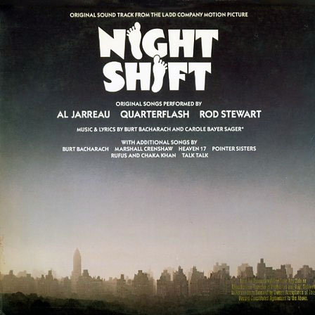 237021 - Night Shift on CD