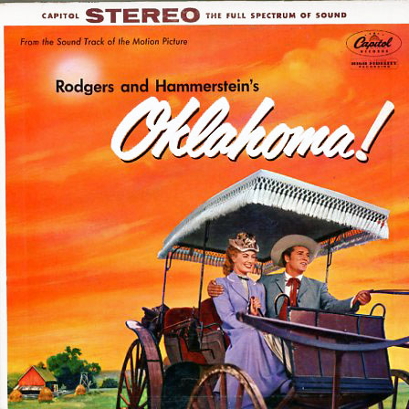 SWAO595 - Oklahoma! on CD