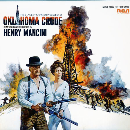 APL10271 - Oklahoma Crude - Henry Mancini Original Motion Picture Soundtrack on CD