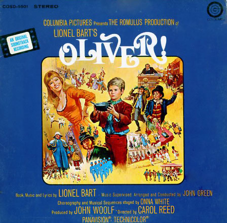 COSD5501 - Oliver on CD