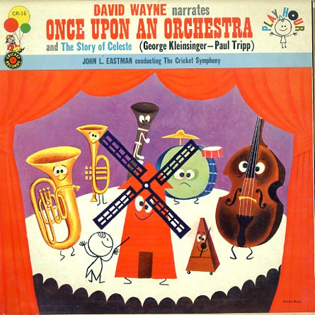 CR16 - Once Upon An Orchestra on CD
