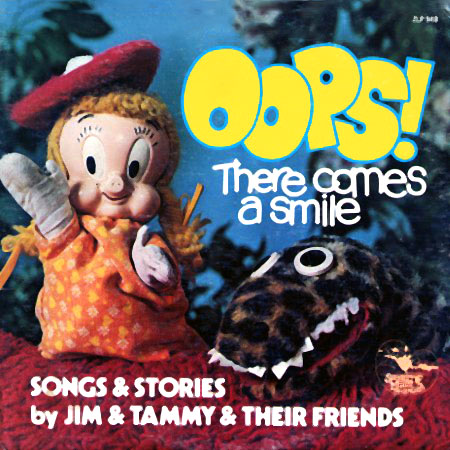 ZLP948 - Oops There Comes A Smile on CD
