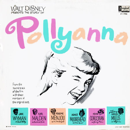 ST1906 - Pollyanna on CD