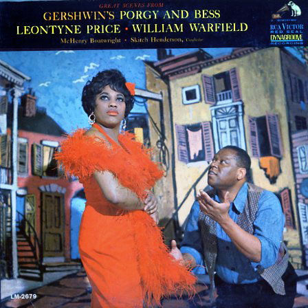 LM2679 - Porgy and Bess on CD