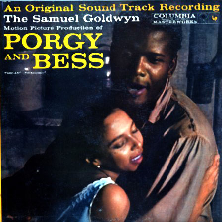 OL5410 - Porgy and Bess on CD