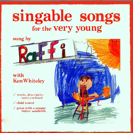 SL0202 - Singable Songs for the Very Young - Raffi on CD