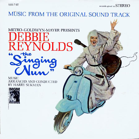 MAS90670 - The Singing Nun - Debbie Reynolds on CD