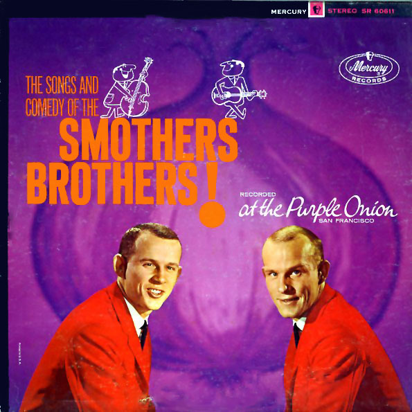 SR60611 - Smothers Brothers At The Purple Onion - on CD