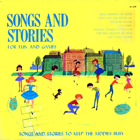 K26 - Songs and Stories for Fun and Games on CD