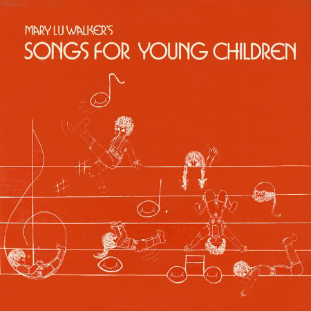PPR002 - Songs For Young Children - Mary Lu Walker on CD