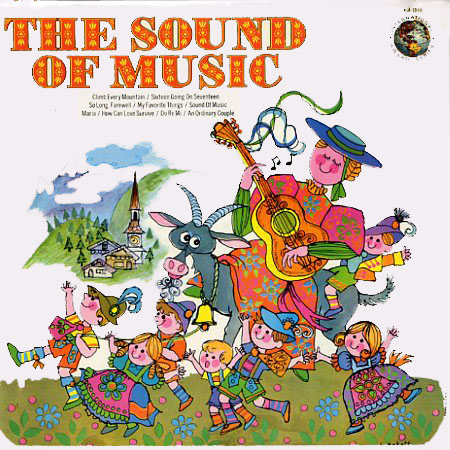 KIA1019 - Sound of Music on CD