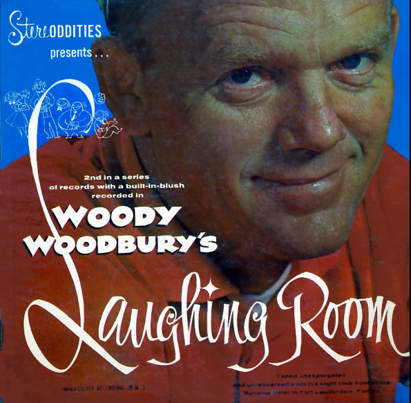 MW2 - Woodbury, Woody - Laughing Room - on CD