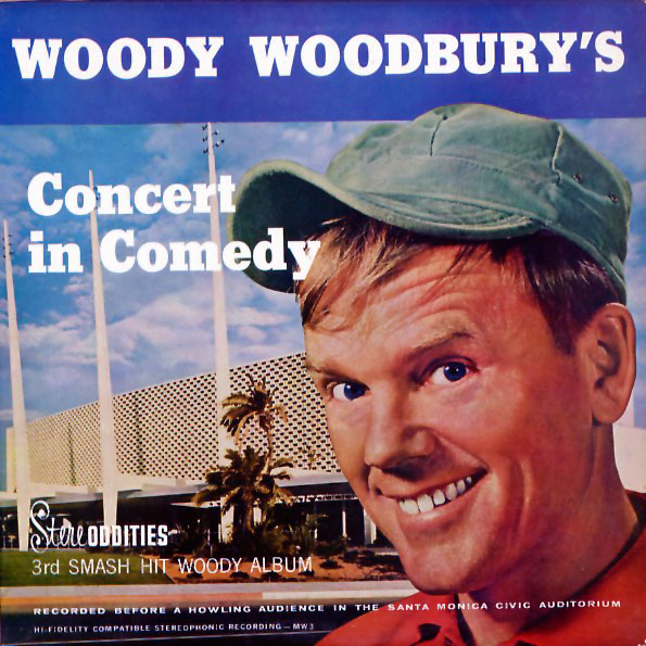 MW3 - Woodbury, Woody Concert In Comedy  - on CD
