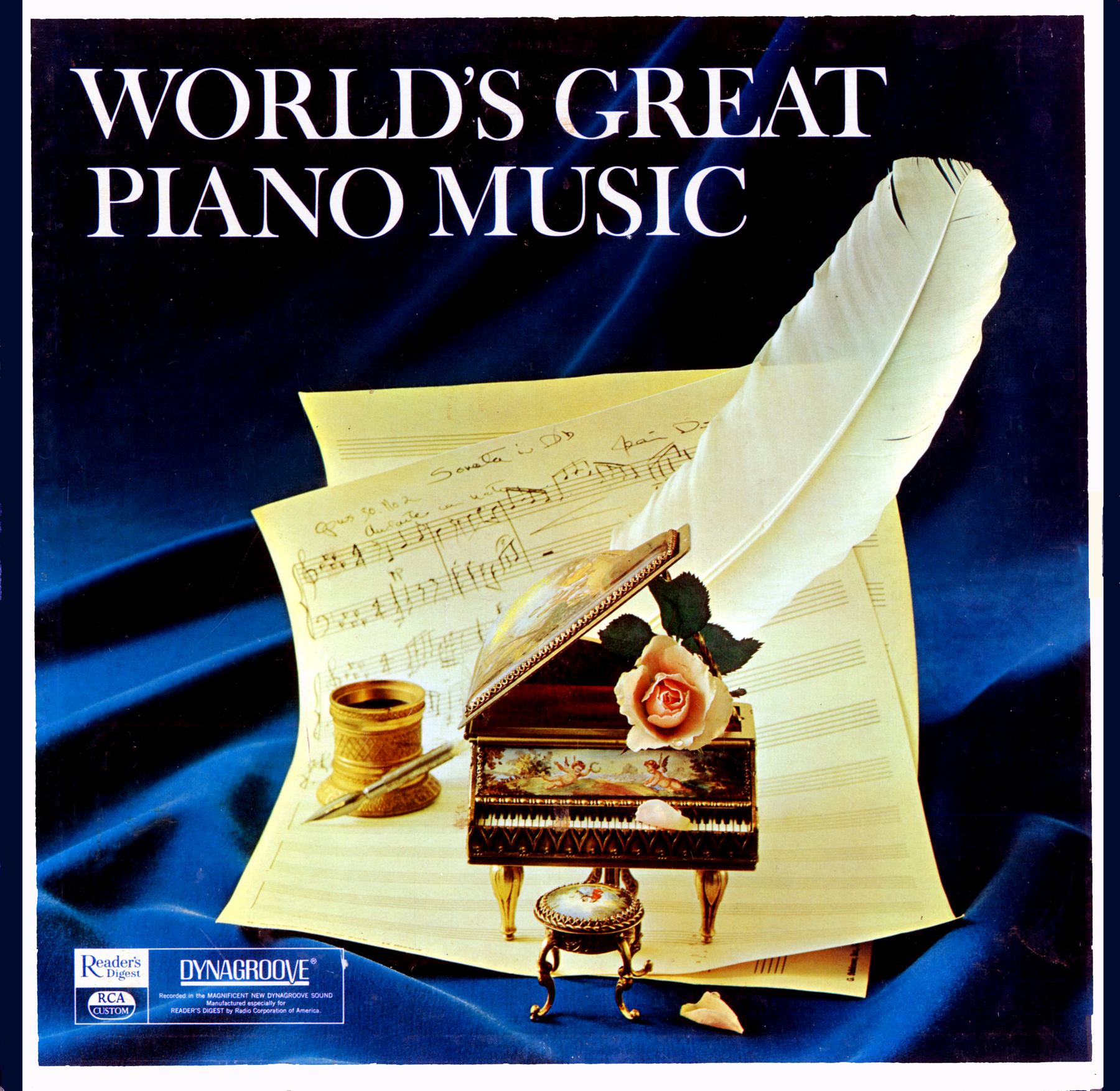 RD17K - World's Greatest Piano Music on CD