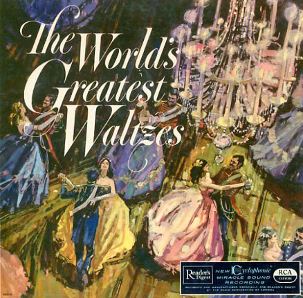 RD32 - World's Greatest Waltzes on CD