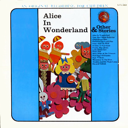 KIA1010 - Alice In Wonderland And Other Stories on CD