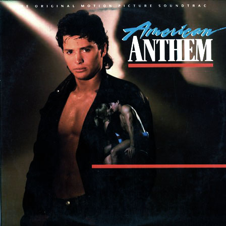 816611E - American Anthem Original Motion Picture Soundtrack on CD