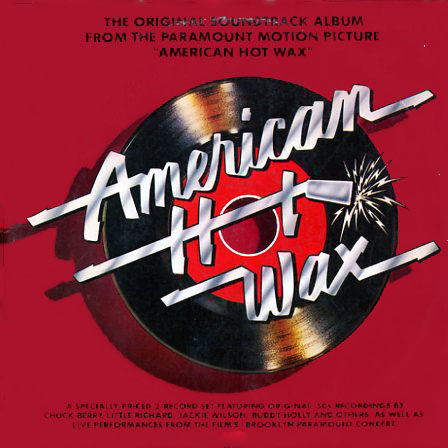 SP6500 - American Hotwax Original Motion Picture Soundtrack on CD