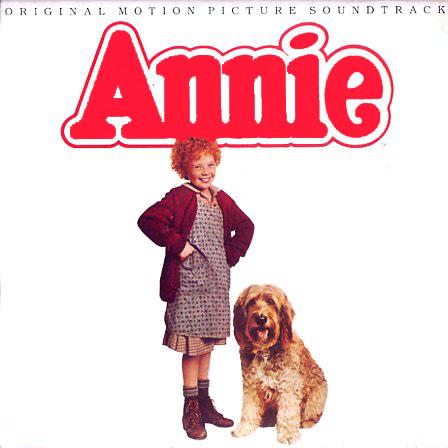 Original Motion Picture Soundtrack Annie Js38000 Annie Motion Picture