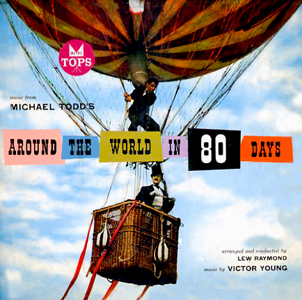 L1591 - Around The World In 80 Days on CD