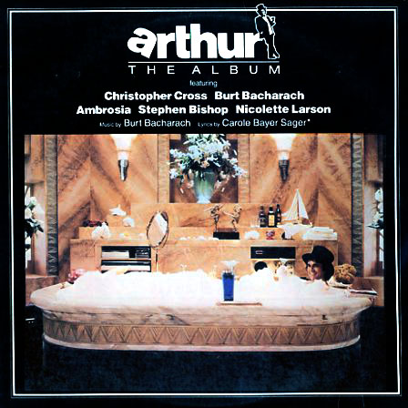 BSK3582  - Arthur - Motion Picture Soundtrack on CD
