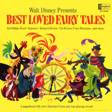 ST3965 - Best Loved Fairy Tales on CD