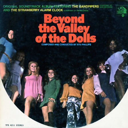 TFS4211 - Beyond The Valley of the Dolls Motion Picture Soundtrack on CD