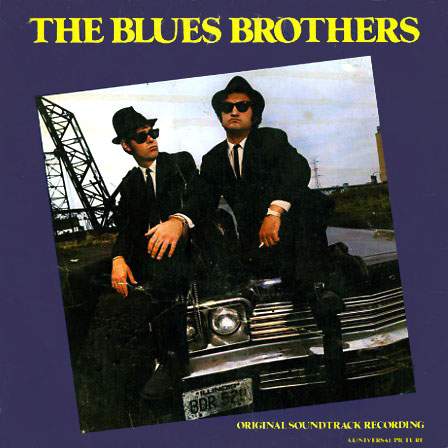 SD16017 - Blues Brothers Motion Picture Soundtrack on CD