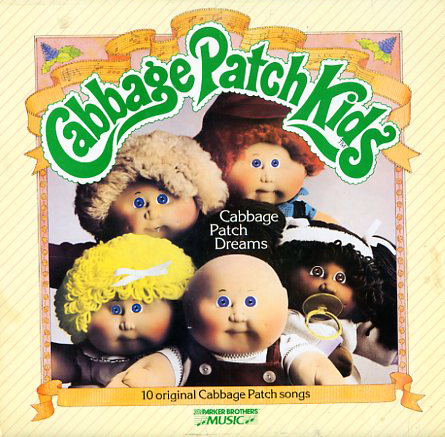 7216 - Cabbage Patch Dreams Cabbage Patch Kids on CD