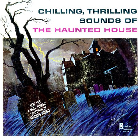 DQ1257 - Chilling Thrilling Sounds of the Haunted House on CD